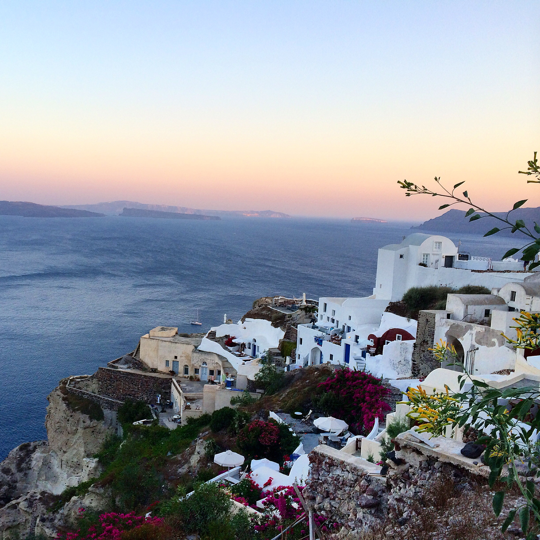 My Romantic Santorini