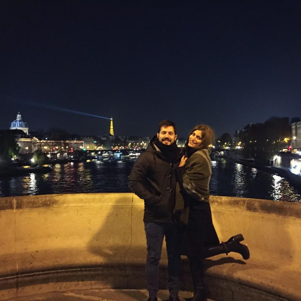 walk on the Seine